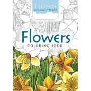 Bliss Flowers Coloring Book: Your Passport to Calm, Paperback/Lindsey Boylan