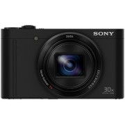 Aparat Foto Digital Sony DSC-WX500B, 18.2 MP, 30x Zoom Optic, Full HD (Negru)