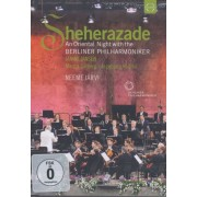 Janine Jansen, Berliner Philarmoniker, Andreas Morell - Sheherazade: An Oriental Night with the Berliner Philharmoniker (0880242553188) (1 DVD)