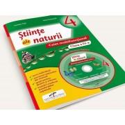 Stiinte ale naturii. Caiet multifunctional pentru clasa a IV-a + Manual digital