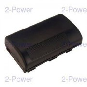2-Power Videokamera Batteri Panasonic 9.6v 2000mAh (BP-11)