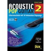 Dux Acoustic Pop Guitar Bd.2 Libros didácticos