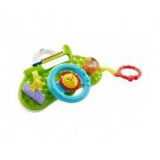 Fisher Price Развивающая игрушка Fisher Price Обучающий руль Львенок