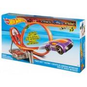 Hot Wheels Set Power Shift Motorized Loop FCF18