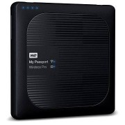 "WD 2.5"" My Passport Wireless Pro 2TB fekete"