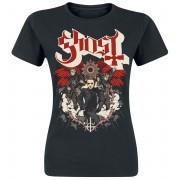 Ghost Wingstuff Damen-T-Shirt - Offizielles Merchandise S, M, L, XL Damen