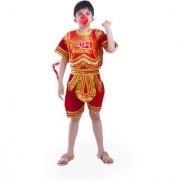 Fancydresswale Hanuman Costume For Kids