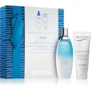 Biotherm L'Eau coffret II. Eau de Toilette 100 ml + loção de banho 75 ml