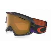 OAKLEY - okuliare O2 XL Distressed Paint purple lIron w/Persimmon Velikost: TU