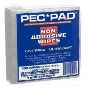 "PEC-PAD Lint Free Wipes 4""x4"" 100per/Pkg"
