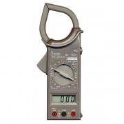Mastech M 266AC digitális multiméter lakatfogóval (fekete/sárga színben)