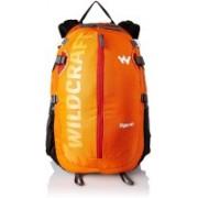 Wiki by Wildcraft Eiger Orange 2 Rucksack Rucksack - 25 L(Orange)