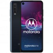 Motorola One Action Blauw