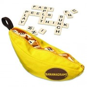 BiLiC Hot Banana Grams Bananas Scrabble Game Wold Christmas Gift