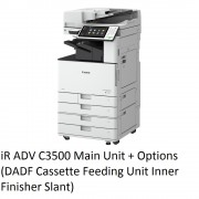 MFP, CANON imageRUNNER ADVANCE C3525i + DADF - AV1 (for 3500 series) (1493C006AA_1428C001AA)