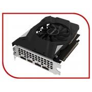 Видеокарта GigaByte GeForce GTX 1660 Ti Mini ITX OC 1785Mhz PCI-E 3.0 6144Mb 12000Mhz 192 bit HDMI 3xDP GV-N166TIXOC-6GD
