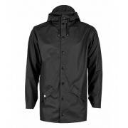 Rains Regenjassen Jacket Zwart