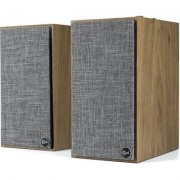 Klipsch The Fives powered speakers, Walnut