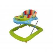 Premergator Copii Si Bebe BABY MIX UR-J205 Verde Albastru
