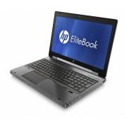 Hp elitebook 8760w intel i7-2620m 16gb 256gb ssd + 750gb hdd hdmi 17.3''