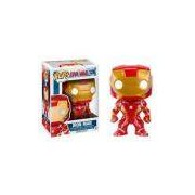 Iron Man / Homem De Ferro - Funko Pop Captain America Civil War