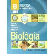 Biologie. Manual pentru clasa a VIII-a Limba maghiara