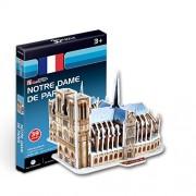 Cubicfun 3D Puzzle - NOTRE DAME DE PARIS - S3012H