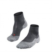 Falke TK5 Short Women Socks Asphalt Mel