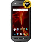 "Telefon Mobil CAT S41, Procesor Octa-Core 2.3GHz, TFT IPS 5"", 3GB RAM, 32GB Flash, 13MP, Wi-Fi, 4G, Dual Sim, Android (Negru) + Hama Speaker + Cartela SIM Orange PrePay, 6 euro credit, 6 GB internet 4G, 2,000 minute nationale si internationale fix sau SMS"