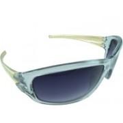 Polo House USA Oval Sunglasses(Grey)