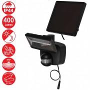 Brennenstuhl 1170950010 napelemes LED lámpa mozgásérzékelővel, 400lm, 3,6Ah
