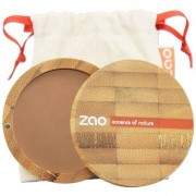 Zao Compact Powder 9 g Milk Chocolate