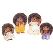 Jucarie Sylvanian Families Hedgehog Family