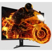 "Monitor VA, AOC 31.5"", CQ32G1, Curved, 144Hz, G-SYNC, 1ms, 80Mln:1, HDMI/DP, 2560x1440"