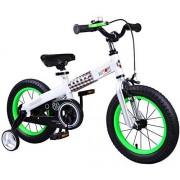 "Dječji bicikl Button 16"" - zeleni"