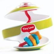 Бебешка активити играчка - Малки умничета Tiny Love Inspiral Rainstick, зелена, 0794464