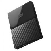 WD My Passport WDBYFT0030BBK - vaste schijf - 3 TB - USB 3.0 (WDBYFT0030BBK-WESN)