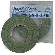 Oasis 1/2 x60yd Green Waterproof Tape