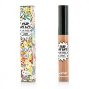 Read My Lips (Lip Gloss Infused With Ginseng) - #Snap! 6.5ml/0.219oz Read My Lips (Гланц за Устни с Женшен) - #Snap!
