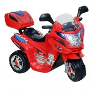 WHEEL POWER BABY BATTERY OPERATED BIKE C051 RED