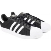 ADIDAS ORIGINALS SUPERSTAR Sneakers For Men(Black)