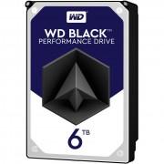 """HDD WD 6TB, Desktop Black, WD6003FZBX, 3.5"""", SATA3, 7200RPM, 256MB, 60mj"""
