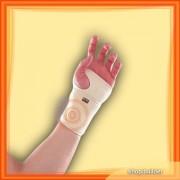 Magnetic wrist wrap (kom)