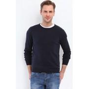 Sweter SSW1546GR (granatowy)