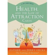 Health and the Law of Attraction Cards by Esther Hicks