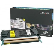 Тонер касета за Lexmark C522/C524 YELLOW (C5220YS)