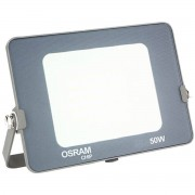 OSRAM - LED Bouwlamp 50 Watt - LED Schijnwerper - Warm Wit 3000K - Waterdicht IP65
