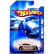 Hot Wheels Aston Martin V8 Vantage 'Hot Wheels Stars' #50 (2008) 1:64 Scale Collectible Die Cast Car