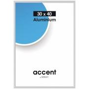 Nielsen Accent 30x40 Aluminium silver matt 52424