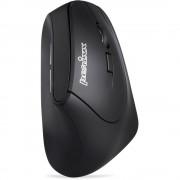 Perixx Perimice-715 II bežični ergonomski miš optički ergonomski crna